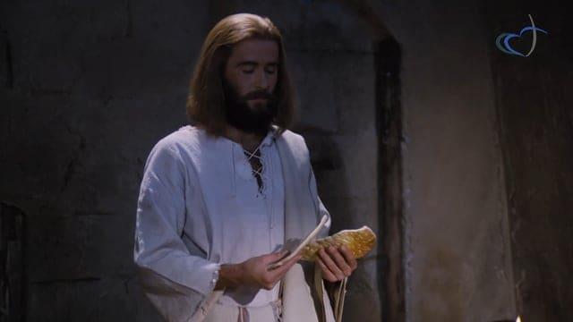 Le repas de la Pâque3:46